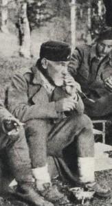 Оренбургский казак, полковник Махин Федор Евдокимович