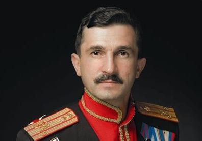 атаман Ставропольского казачьего войска