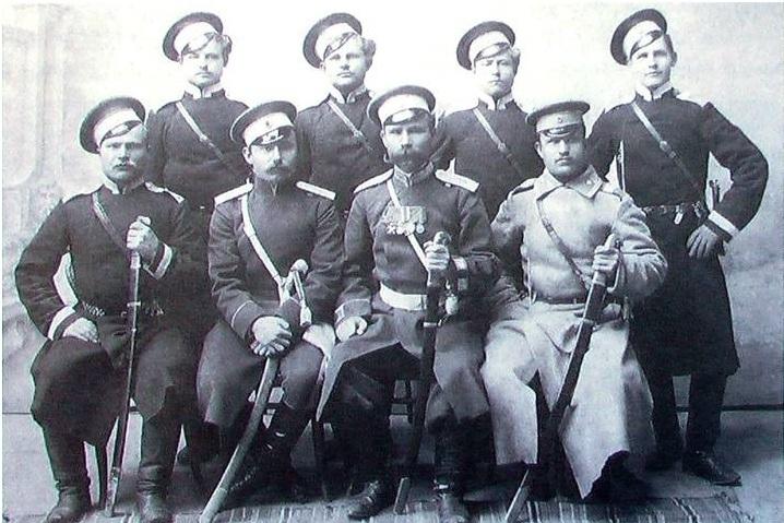 оренбургские казаки324