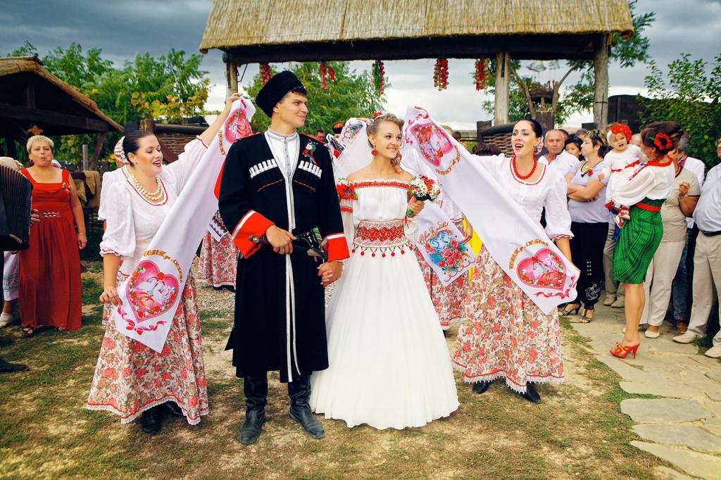 Казачья свадьба на дону